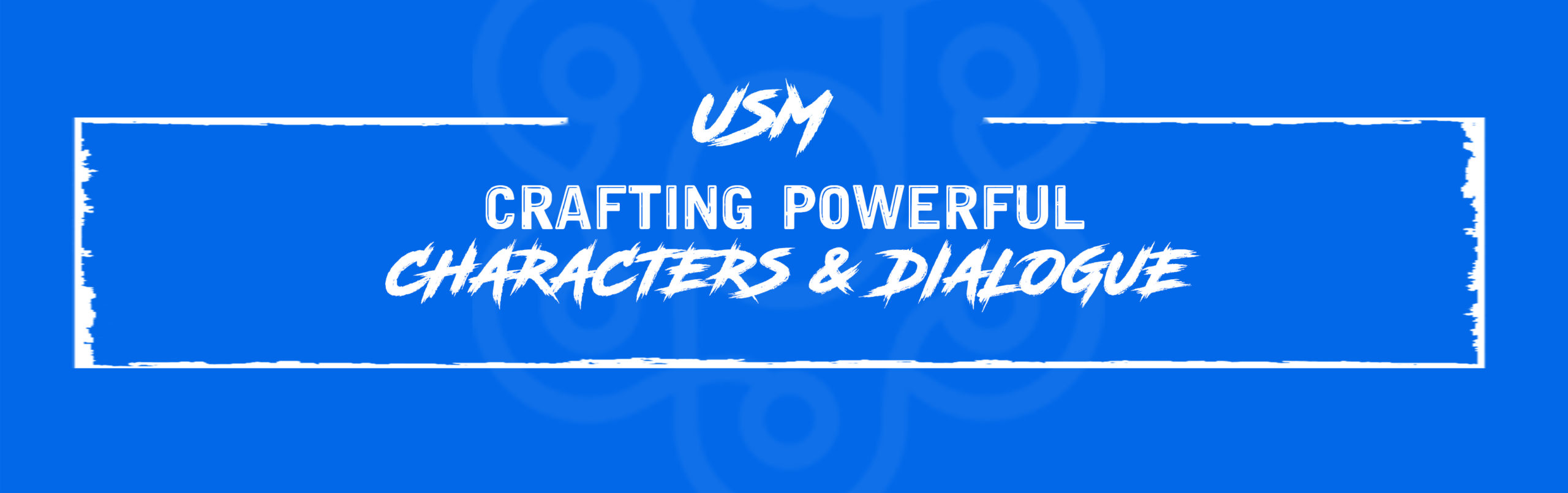 crafting powerful characters screenwriting course