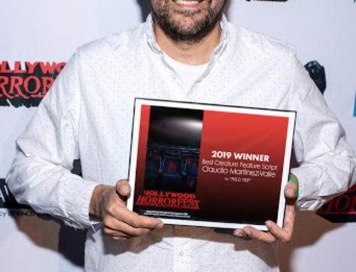 Screenwriter Spotlight – Claudio Martinez-Valle