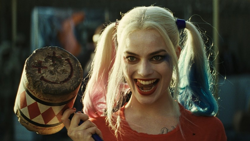 Interesting Characters Harley Quinn